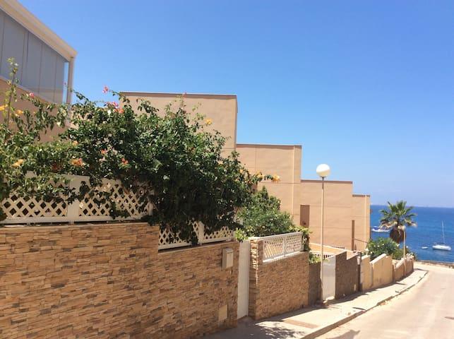 Very nice Chalet close to the Coast. Best Views! - Cabo de Palos - Rumah