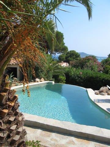 Maison provençale avec cachet - Ramatuelle