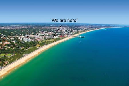 Bournemouth Seaside Apartment - Bournemouth - Apartemen