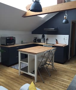 Appartement centre ville Lannion - Lannion