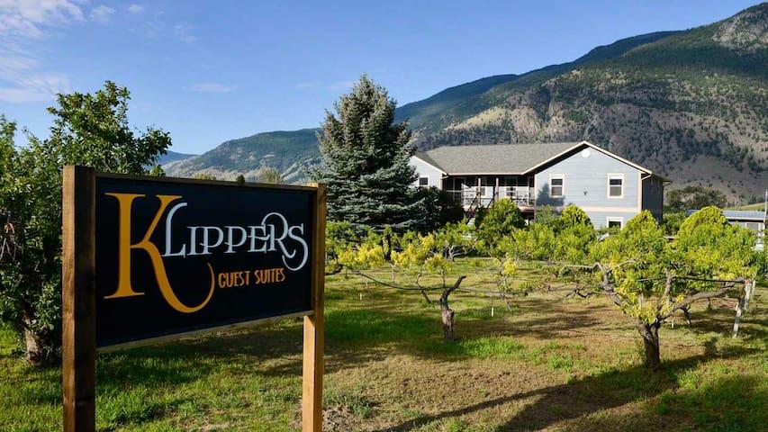 Klippers Guest Suites ~ 3 bedroom