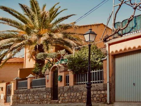 Casa rural y familiar entera DELUXE Morata/ Warner