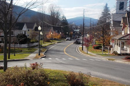 Main Street, The Heart of Windham