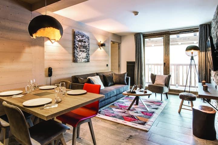 Appartement 2 chambres moderne et spacieux