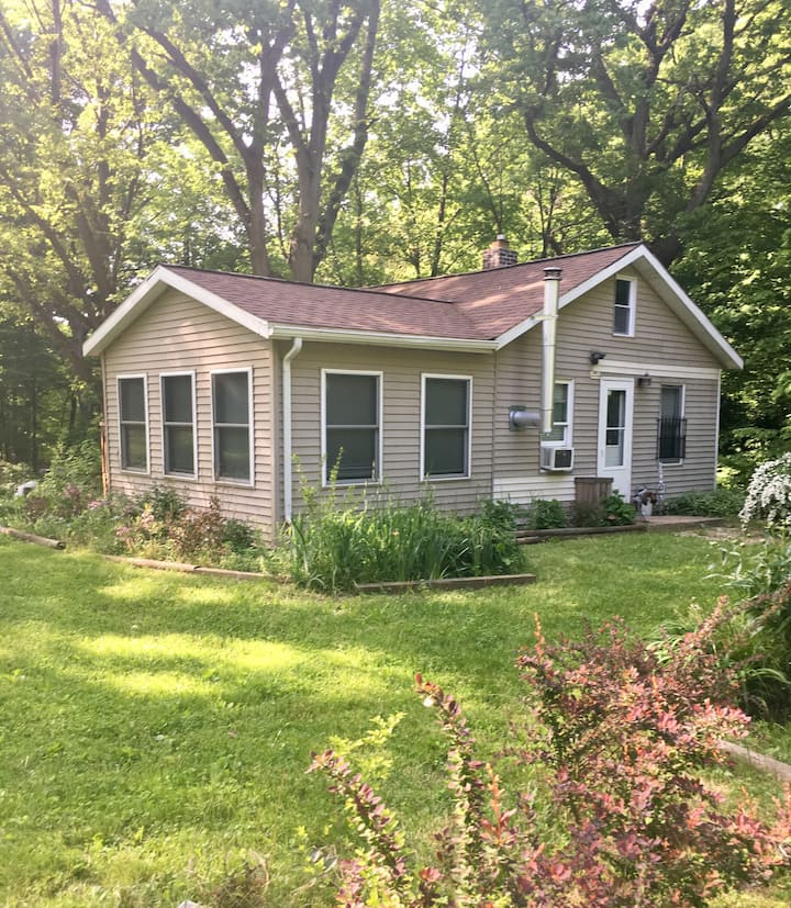 10 acres of Privacy, Pup heaven! 7 minutes 3 Oaks!