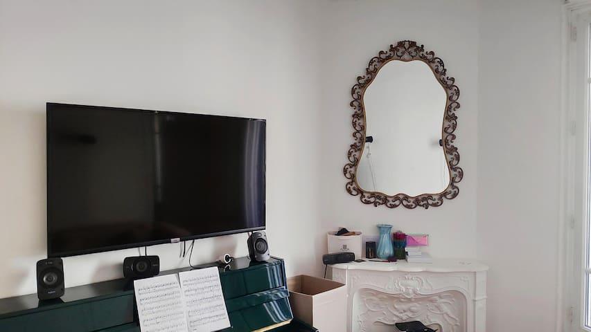 Appartement  40m2 au calme