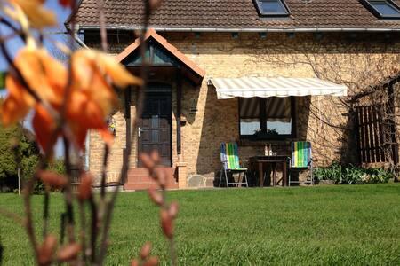 Großzügige Ferienwohnung in der Uckermark
