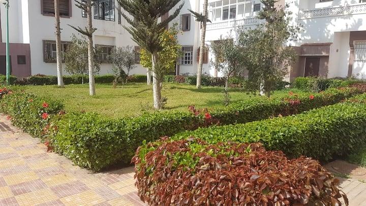Bel Appartement à Agadir en plein centre ville