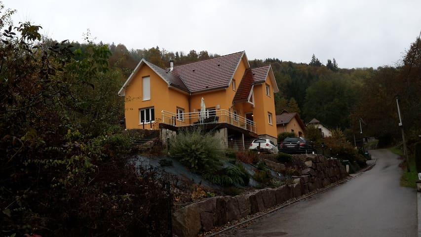 Maison de campagne en Alsace centrale - Sainte-Croix-aux-Mines - Ev