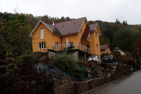 Maison de campagne en Alsace centrale - Sainte-Croix-aux-Mines