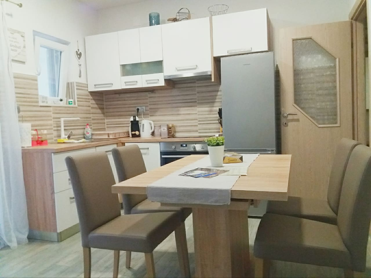 ⭐️Between Krka NP&Šibenik⭐Full kitchen⭐Terrace⭐BBQ