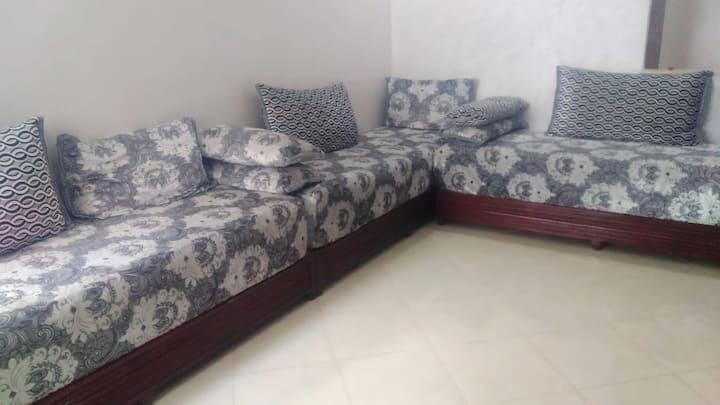 Appartement au centre ville Meknès pour famille