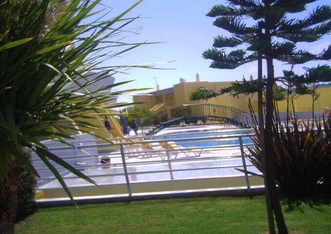 Seaviews condo, meia praia, Lovely Lagos, Algarve - Lagos - Condominium