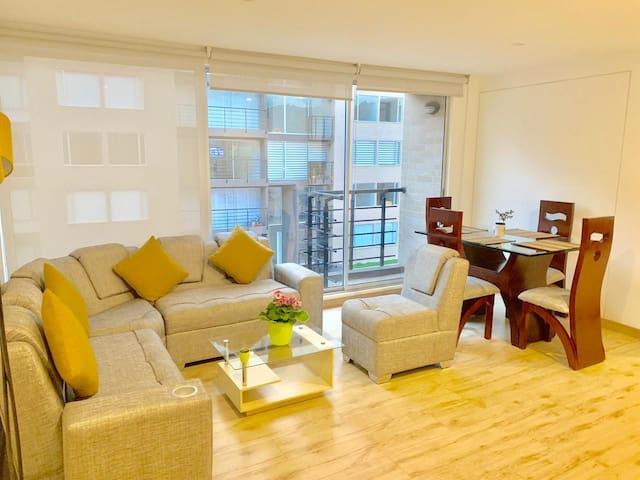 Apartamento nuevo en cajicá