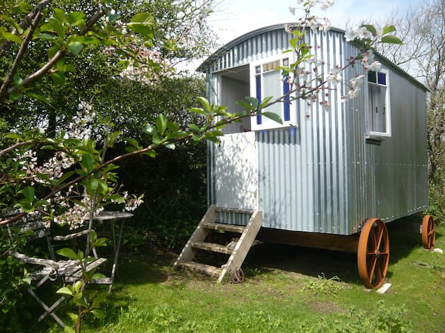Cornish Shepherds Hut in beautiful West Cornwall - Saint Buryan - Cabana