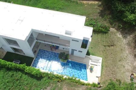 Casa Campestre - San Marcos Poblado - Girardot