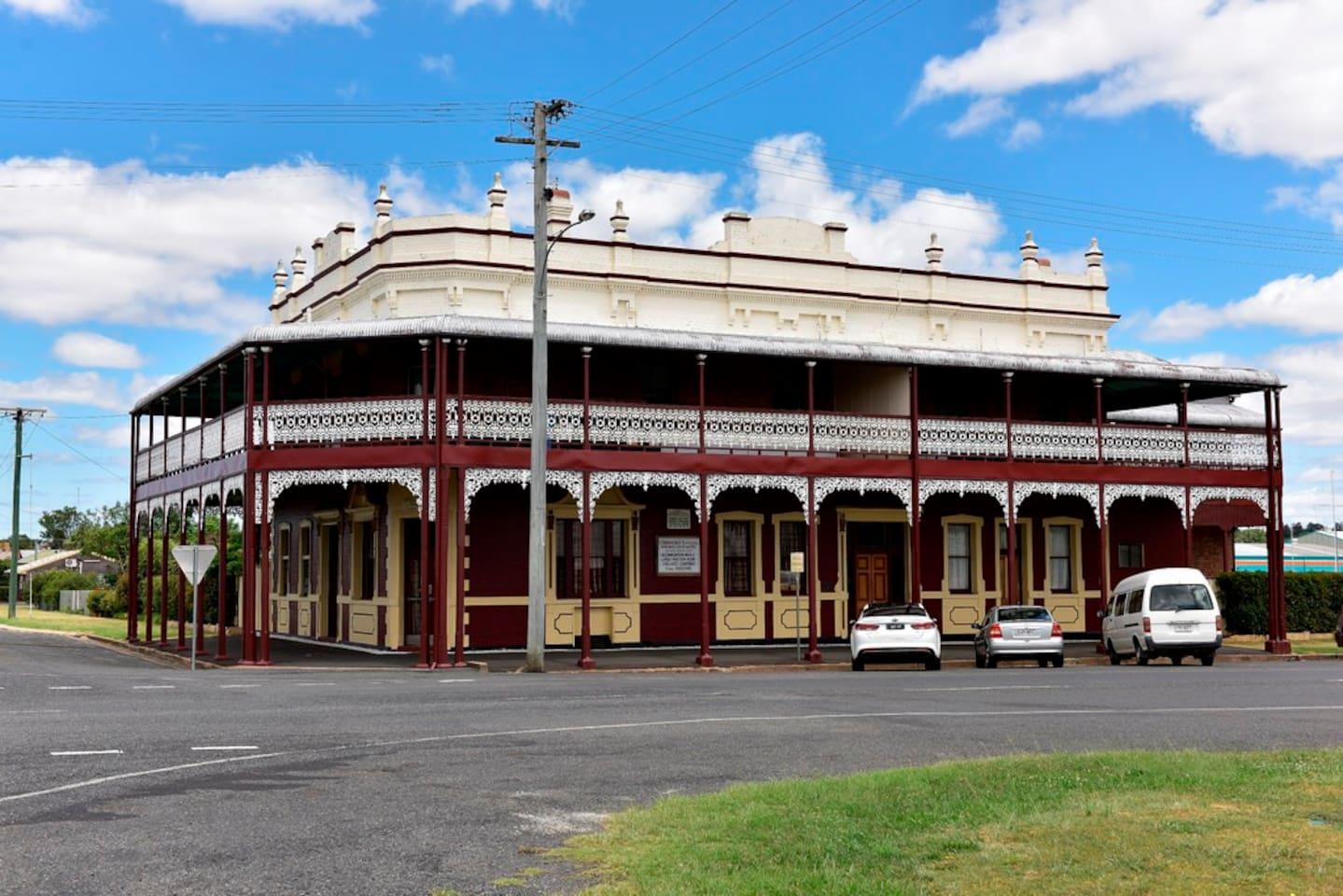O'Mahony's Heritage Hotel, Warwick Qld