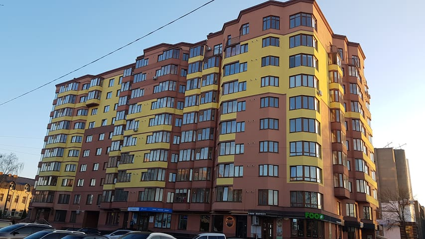 Apartment Lutsk Centre