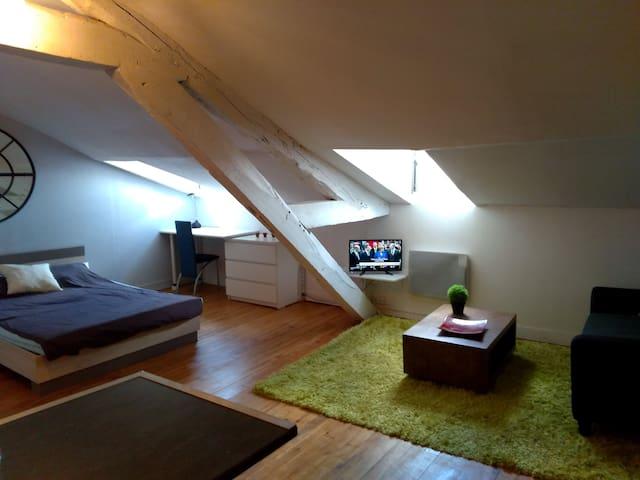 Studio centre ville de Périgueux