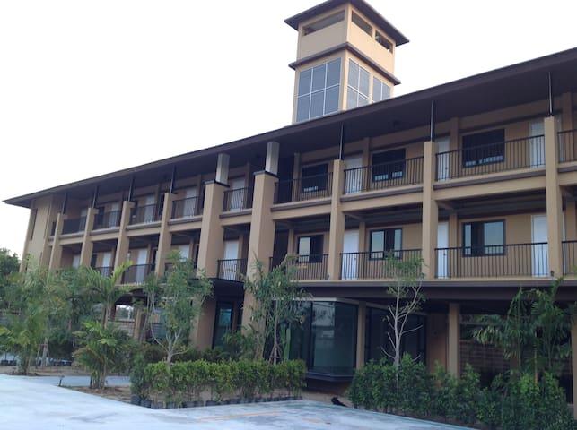 SAMRAN PLACE SRIRACHA - Laem Chabang - Serviceret lejlighed