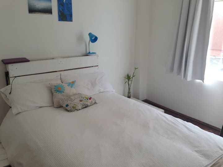 2beautiful furnished room great apartment To share