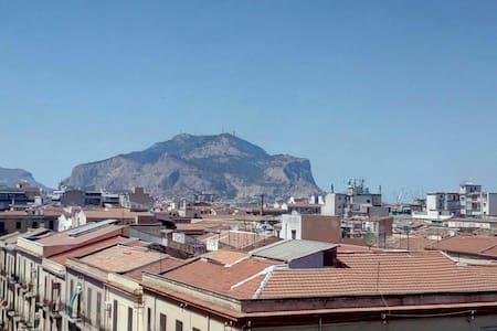 Palermo con vista