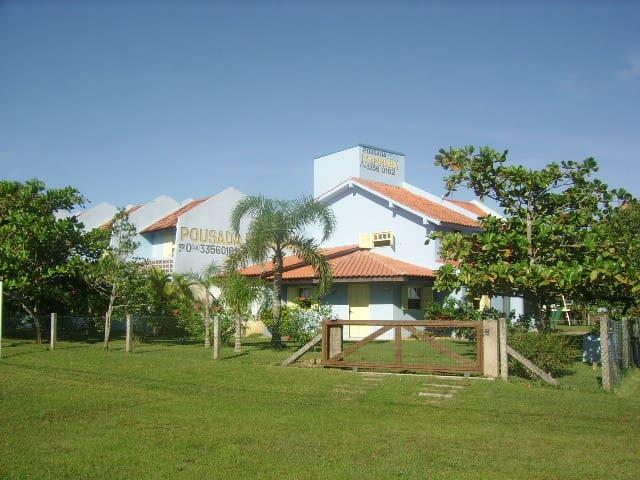 Pousada Itapirubá - 因比圖巴 - 家庭式旅館