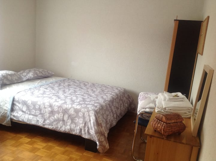 Cosy room in  Sion (center)