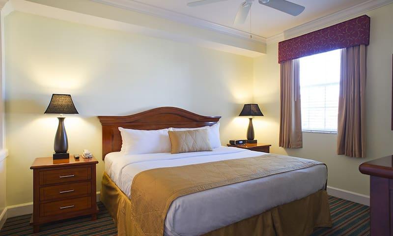 Grand Beach Resort 6pax next to Parks/Outlet/Beach - Orlando - Apartamento