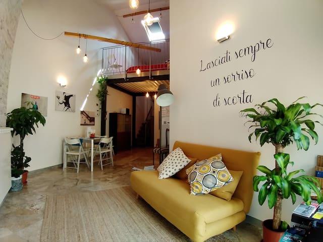 Il loft di Nina