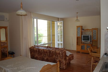 Large Studio Apartment in Sunny Beach