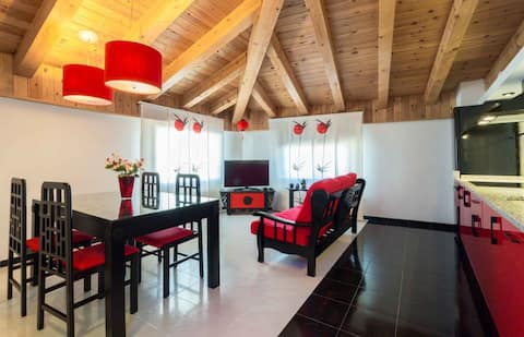 Apartamento Asia, exotismo y belleza