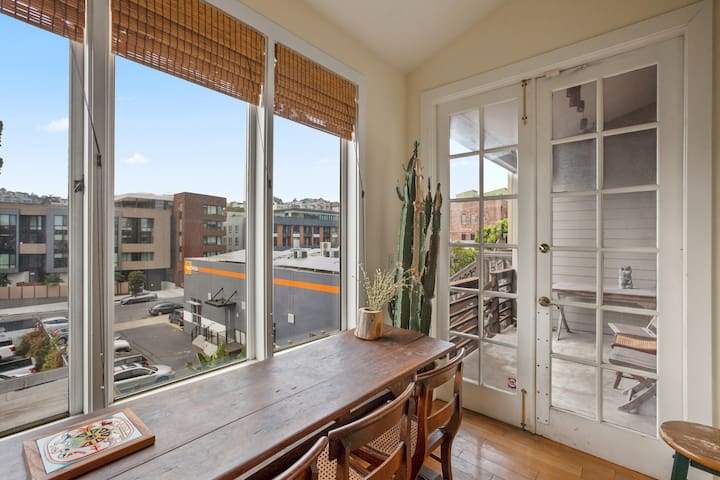 Upscale 3BR home near Oracle Park, UCSF, Caltrain