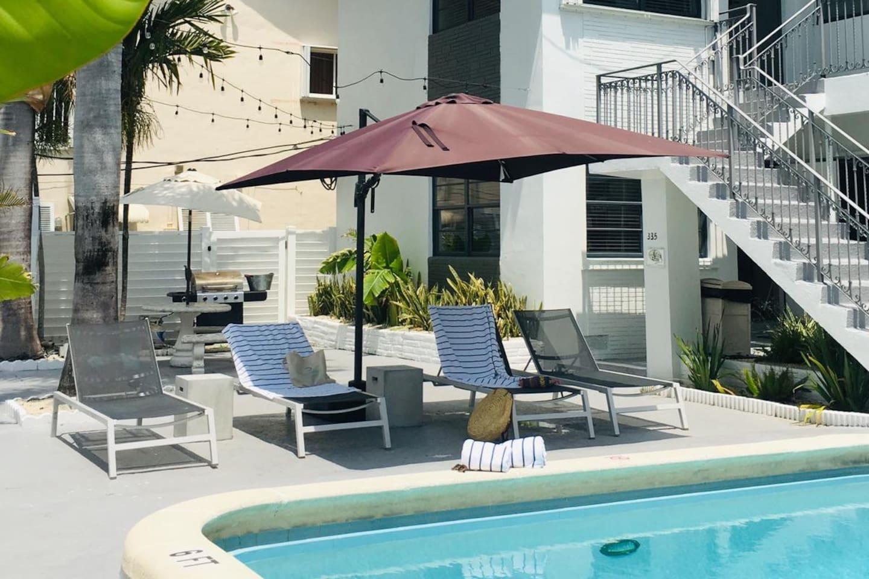 Casa Mint Pool Area