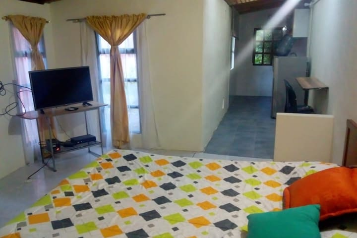 Cozy apartment in rural house, Tabio - Colombia