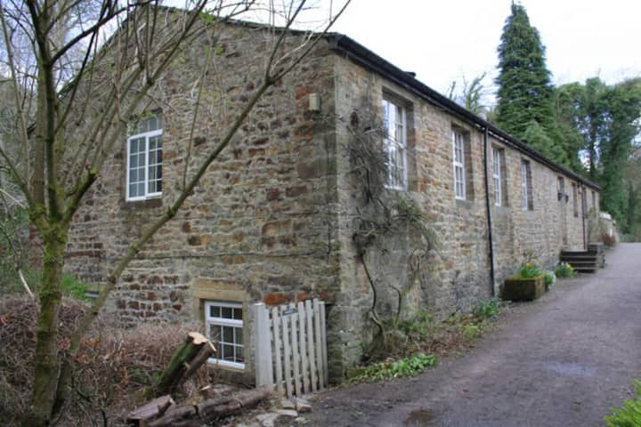 The Old Sawmill Charlotte Skipton