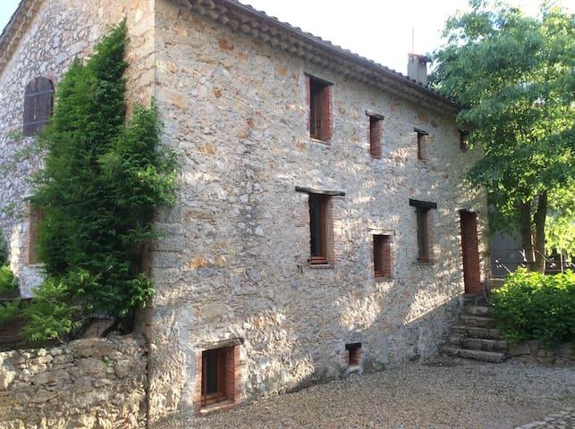 Charming 18 century Cevenol stone house