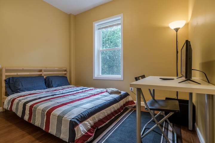 Bright Cozy Bedroom with Private Bath #3