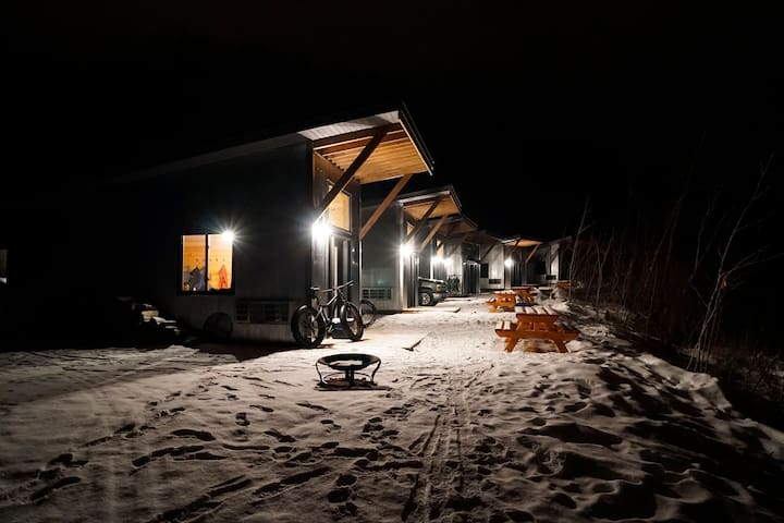 Cuyuna Cabins - Waterfront & Trail Connected - Crosby
