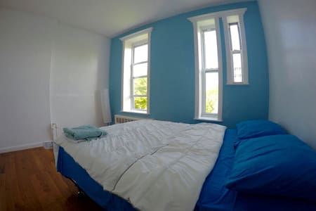Beautiful spacious room in Brooklyn - Brooklyn - Apartment