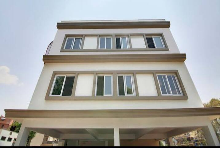 TripThrill ColorStay Apartment 3
