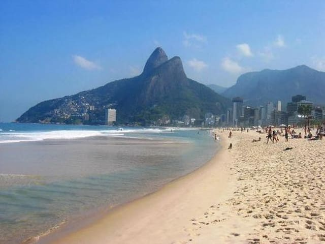 Ipanema Flat 300 mts from the beach - Río de Janeiro