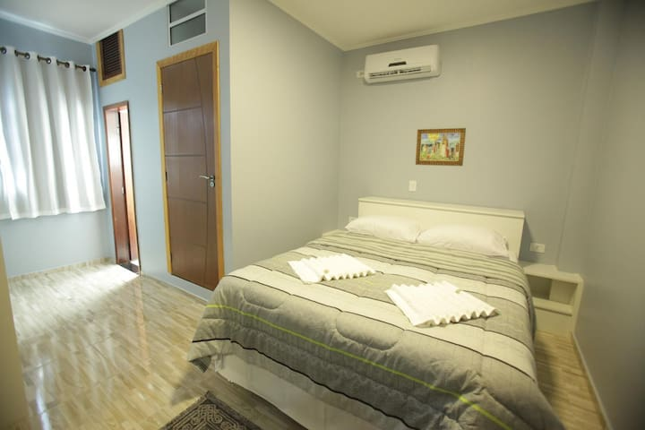 Feel right at home. Spacious 2 bedroom apartment - Foz do Iguaçu - Apartemen
