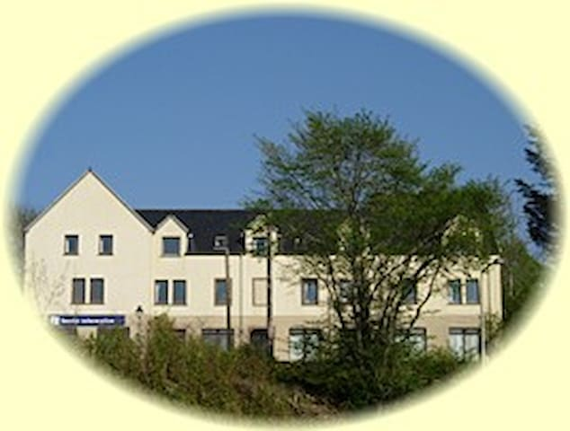 Central Portree Apartment at Bayfield House