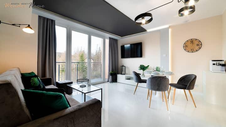 Apartamenty Wonder Home - Widokówka