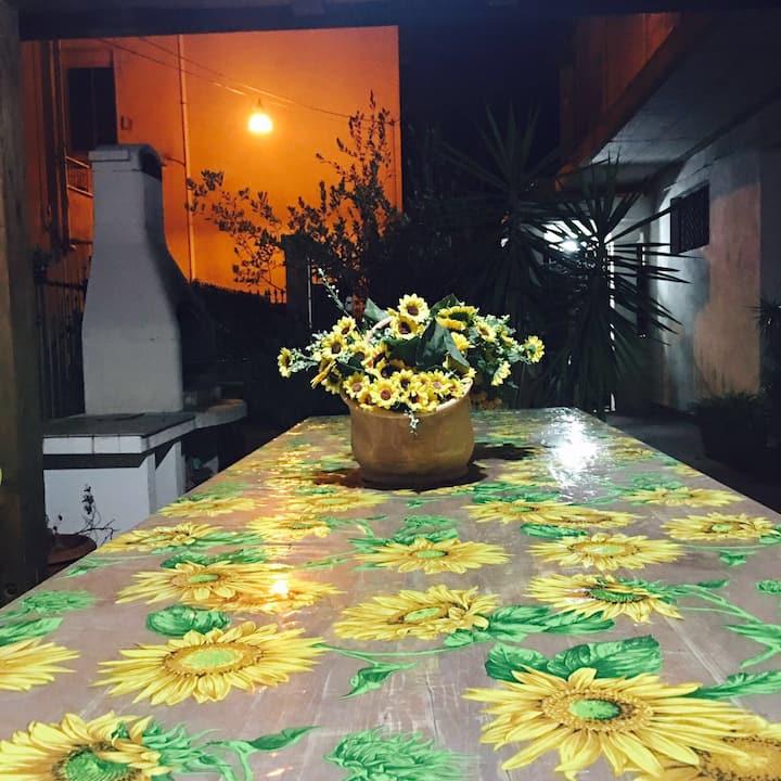 Loft con giardino a Favara