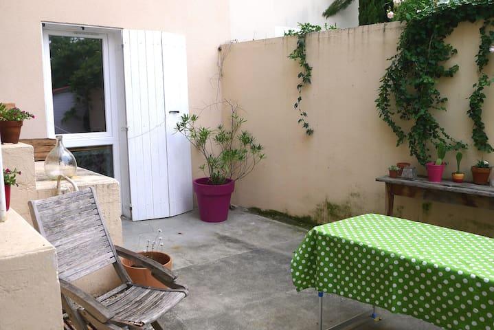 Deux chambres au cœur de l'Isère