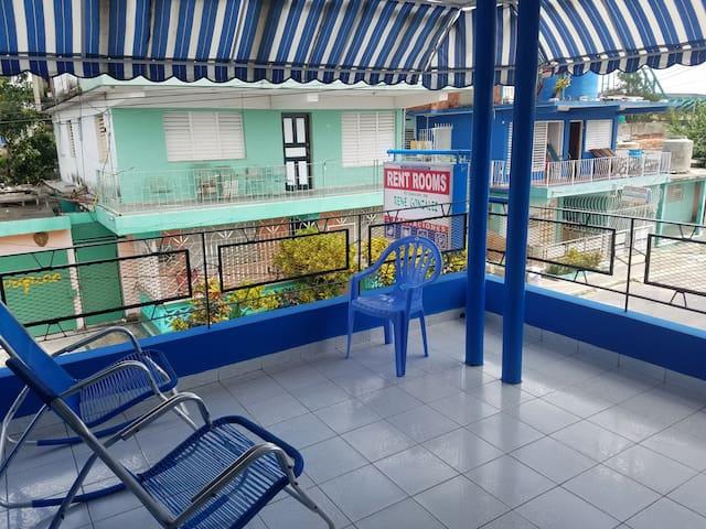 El balcon de Rene Primer Cuarto