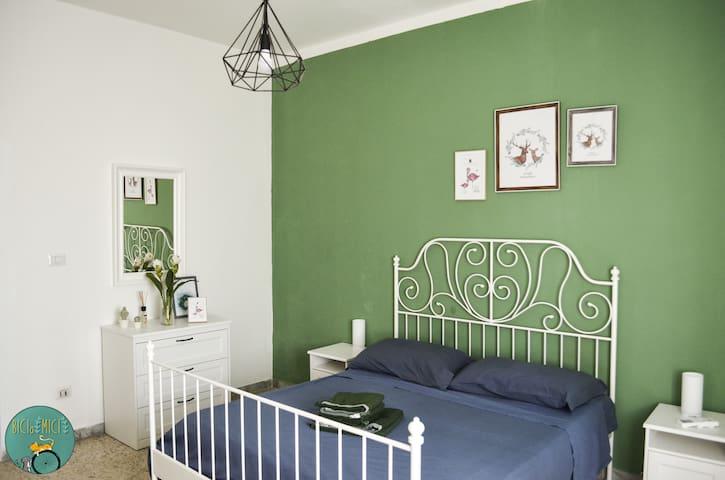 Biciamici Appartment Green
