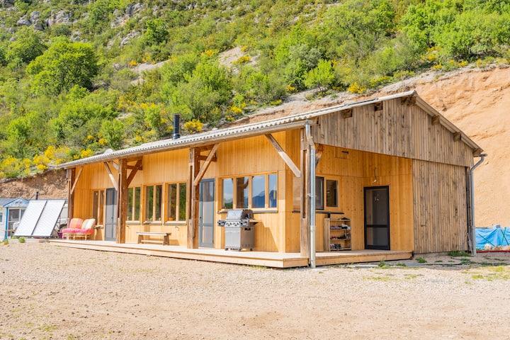 Maison BioclimatiqueVue panoramique  imprenable